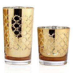Montecito Barware - Set of 4 - Gold from Z Gallerie