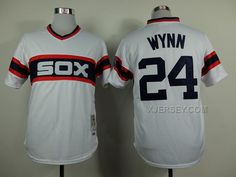 http://www.xjersey.com/white-sox-24-wynn-white-1983-throwback-jerseys.html WHITE SOX 24 WYNN WHITE 1983 THROWBACK JERSEYS Only $34.00 , Free Shipping!