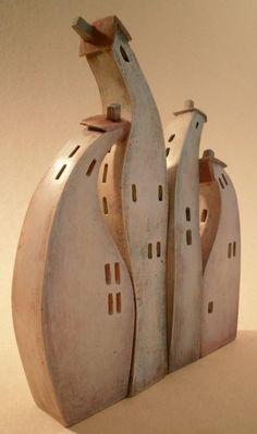 ceramic minatures by Vesna Gusman, via Behance