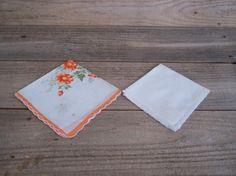 Orange Friday! - Vintage Vertigo FSOW by The Talented Tea Cup on Etsy