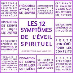 """Douze symptômes vos permettront de savoir si vous avez atteint ou non """"l'éveil spirituel"""" . Lisez très attentivement et vous découvrirez la réponse!"""