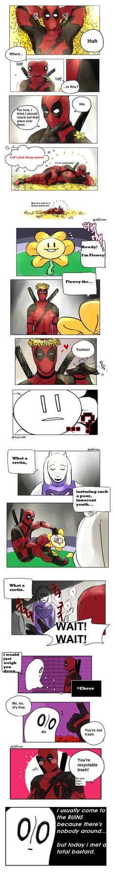 Lol Deadpool