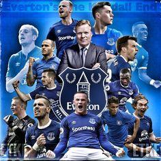 Everton team 2017 edit Kendall End