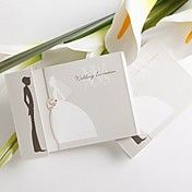 Simple Design Bride And Groom Wedding Invitat... – USD $ 39.99