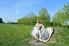 Holandeses criam geladeira subterrânea sem energia elétrica - Infotau Vale