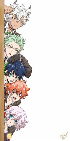 Disney Villains Art, Disney Art, Fanart, Anime D, Kawaii Anime, Animes Wallpapers, Cute Wallpapers, Netflix Anime, Twisted Disney
