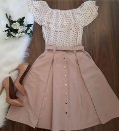 59 New Ideas For Moda Femenina Vestidos Dresses Modest Dresses, Modest Outfits, Skirt Outfits, Summer Outfits, Casual Outfits, Summer Maxi, Dress Casual, Maxi Dresses, Cute Outfits With Skirts