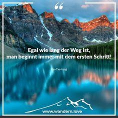 Egal wie lang der Weg ist, man beginnt immer mit dem ersten Schritt. Mao Tse-tung  #wanderninösterreich #wandern #wanderlust #österreich #berge #bergpic #augenblickberg #enjoyaustria #ig_austria #austria #igersaustria #hiking #nature #alps Wander Quotes, Desktop Screenshot, Wanderlust, Mountains, Don't Care, Quotes