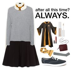 """""""GOING TO GEEKYCON!"""" by a-lily-bit-of-everything ❤ liked on Polyvore featuring Joseph, Zadig & Voltaire, Keds, e.l.f., Clinique, RVCA, harrypotter, tumblr and geekycon"""