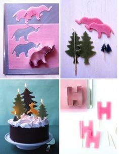 DIY: Candles