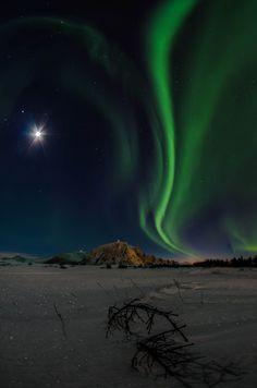 Breathtaking Aurora Borealis