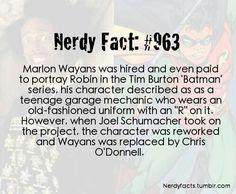 Nerdy Fact #963