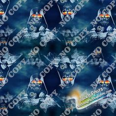 FCM24 Star wars digital print fabric, fancy print fabric, digital fabric