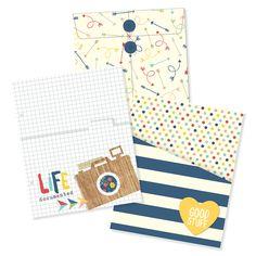 Envelope & Pocket Inserts | Simple Stories