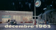 Lovely locations and meticulous design work combine to spellbinding effect in Jacques Demy's The Umbrellas of Cherbourg Jacques Demy, Umbrellas Of Cherbourg, I Robert, Film Grab, Taxi Driver, Film Stills, Soundtrack, Cinema, Life