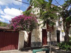Marechal Floriano- Museu casa rosa