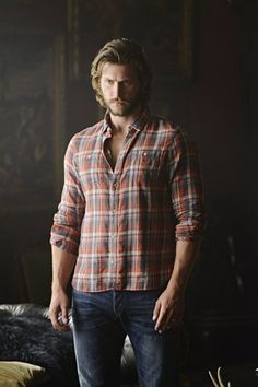 Greyston Holt was born on September 1985 in Calgary, Alberta, Canada. He is an actor, known for Bitten The 100 and Supernatural Bitten Tv Show, Blood Hunter, Flannel Fashion, Flannel Style, Fictional Heroes, Blind Love, Star Show, Attractive People, Beautiful Person