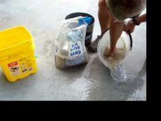 DIY bio-sand water filter