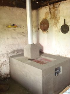 Sponsorship Awareness Brigade 2012: Brigaders spent some time building and installing new brick stoves with proper ventilation into some homes in rural communities!
