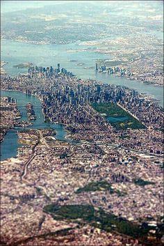 Twitter / NaturPictures: Increíble Nueva York a vista ...