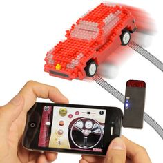 iPhone Controlled Toys.