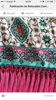 Friendship Bracelets, Boho Shorts, Knots, Crafts, Shawls, Women, Fashion, Flamenco Dresses, Gems