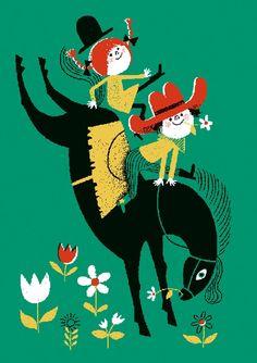 Rodeo - Aurelie Guillerey - Nineteen Seventy Three