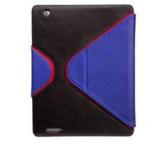 Case-Mate iPad 2 Venture - Leather Color Block Case