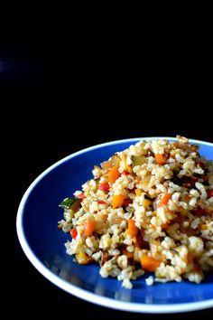 Cook Quinoa With Recipes Veggie Recipes, Mexican Food Recipes, Vegetarian Recipes, Cooking Recipes, Healthy Recipes, Couscous, Wok, Macrobiotic Recipes, Healthy Snacks