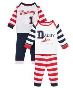 Mummy and Daddy Pyjamas - 2 Pack - pyjamas - Mothercare