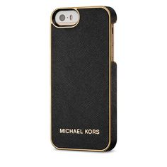 MICHAEL Michael Kors Snap-On Case for iPhone 5 and iPhone 5s *Like the colors and material, not the branding.