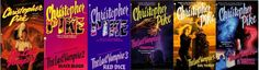 My first fav series... Christopher Pike took this story beyond all possible limits...lol.
