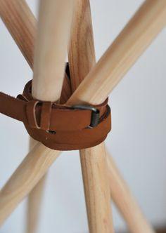 Basándonos en un TUTORIAL  que vimos hace tiempo en el blog Emmas Design Blogg  tenemos en mente elaborar un artesanal PERCHERO NÓRDICO  ...
