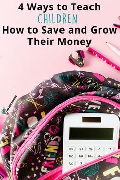 Your kids should start learning about money at a young age. Teach children how to save with these easy strategies and tips.