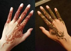 Swirls and spirals finger mehndi starting from wrist Mehndi Designs For Fingers, Spirals, Hand Henna, Tattos, Hand Tattoos, My Design, Design Inspiration, Simple, Art