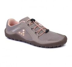 Sneaker Kleidung & Accessoires Das Beste Vivobarefoot Primus Trek Black Womens Leather Low-top Hiking Trekking Trainers