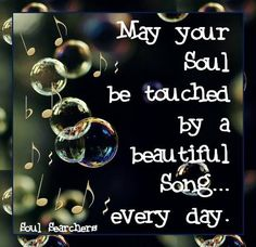 May Your Soul be touched by a Beautiful Song Every Day... Listen to Songs Like Double's Captain of Her Heart... That Song is No. 1 on my Music List of Slow Jams!!!