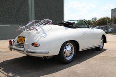 1959 Porsche 356 Intermeccanica Roadster.