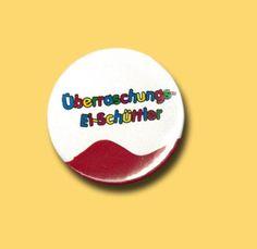 Button - Überraschungs-Ei-Schüttler - von MAD IN BERLIN auf DaWanda.com