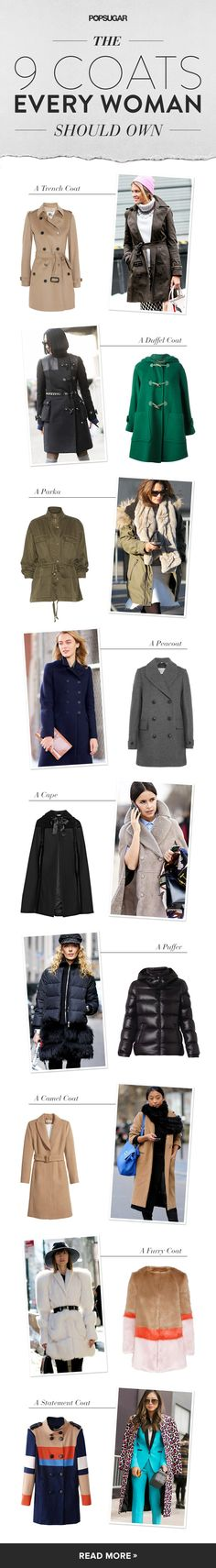 Your essential coat shopping guide.