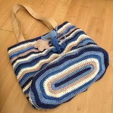 Afbeeldingsresultaat voor patroon gehaakte tassen