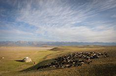 Alai Valley, Kyrgyzstan