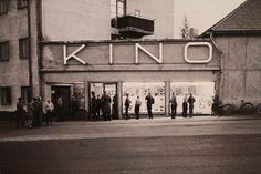 Kino Käpylä, Pohjolankatu 38, Helsinki, 1960