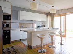 Kitchen Island Chairs | Kitchen Designs - Choose Kitchen Layouts & Remodeling Materials | HGTV