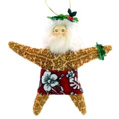 hawaiian christmas decoration more than just an ornament christmas stuff christmas ideas