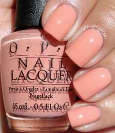 OPI Fall 2015 Venice Collection (A Great Opera-tunity)