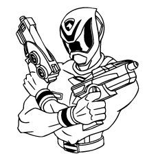 Green ranger coloring page power rangers the official for Mighty morphin power rangers coloring pages