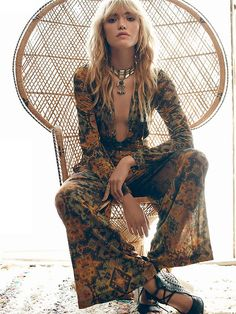 Free People New Romantics Anastasia Playsuit, £138.00