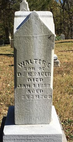 Photos You Should Take at the Cemetery - nearby stones