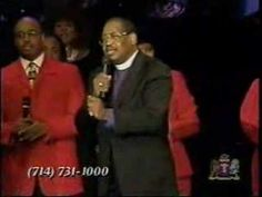 Bishop G. E. Patterson - You're Just Right For A Miracle RIP Bishop Patterson...